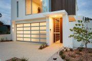 Фото 16 Пластиковые входные двери для частного дома: 70+ стильных и надежных реализаций
