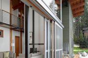 Фото 18 Пластиковые входные двери для частного дома: 70+ стильных и надежных реализаций
