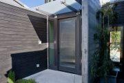 Фото 25 Пластиковые входные двери для частного дома: 70+ стильных и надежных реализаций
