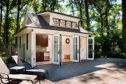 Фото 32 Пластиковые входные двери для частного дома: 70+ стильных и надежных реализаций