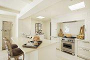 Фото 16 Плитка кабанчик на фартук кухни: виды облицовки и 80 трендовых кухонных интерьеров