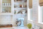 Фото 17 Плитка кабанчик на фартук кухни: виды облицовки и 80 трендовых кухонных интерьеров