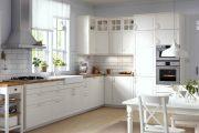 Фото 32 Плитка кабанчик на фартук кухни: виды облицовки и 80 трендовых кухонных интерьеров