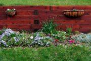 Фото 9 Как использовать подпорные стенки в ландшафтном дизайне: 75+ функциональных и эстетичных идей