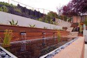 Фото 36 Как использовать подпорные стенки в ландшафтном дизайне: 75+ функциональных и эстетичных идей
