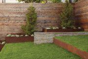 Фото 39 Как использовать подпорные стенки в ландшафтном дизайне: 75+ функциональных и эстетичных идей