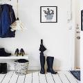 Полки для обуви в прихожую: 70 потрясающих идей для коридора своими руками фото