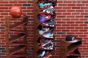 Фото 28 Полки для обуви в прихожую: 70 потрясающих идей для коридора своими руками