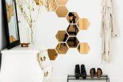 Фото 40 Полки для обуви в прихожую: 70 потрясающих идей для коридора своими руками