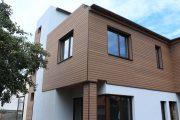 Фото 9 Проекты домов из пеноблоков с гаражом: специфика конструкций и 60+ готовых комфортабельных вариантов