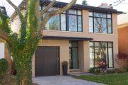 Фото 1 Проекты домов из пеноблоков с гаражом: специфика конструкций и 60+ готовых комфортабельных вариантов