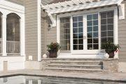 Фото 17 Проекты домов из пеноблоков с гаражом: специфика конструкций и 60+ готовых комфортабельных вариантов