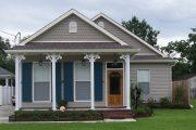 Фото 24 Проекты домов из пеноблоков с гаражом: специфика конструкций и 60+ готовых комфортабельных вариантов