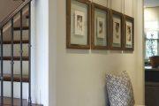 Фото 36 Рамки для фотографий на стену: коллажи для интерьера и 80+ избранных решений по композиции