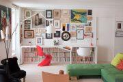Фото 40 Рамки для фотографий на стену: коллажи для интерьера и 80+ избранных решений по композиции