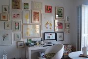 Фото 7 Рамки для фотографий на стену: коллажи для интерьера и 80+ избранных решений по композиции