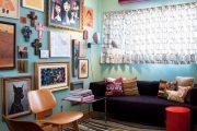 Фото 10 Рамки для фотографий на стену: коллажи для интерьера и 80+ избранных решений по композиции