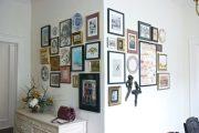 Фото 28 Рамки для фотографий на стену: коллажи для интерьера и 80+ избранных решений по композиции