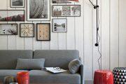 Фото 30 Рамки для фотографий на стену: коллажи для интерьера и 80+ избранных решений по композиции