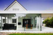 Фото 26 Как выбрать раздвижные окна для террасы: советы профессионалов и 80 стильных реализаций для вашего дома