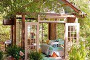 Фото 3 Решетки для беседки: особенности конструкций и 75 вдохновляющих идей для вашего сада