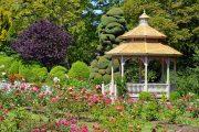 Фото 15 Решетки для беседки: особенности конструкций и 75 вдохновляющих идей для вашего сада