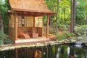 Фото 22 Решетки для беседки: особенности конструкций и 75 вдохновляющих идей для вашего сада