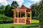 Фото 24 Решетки для беседки: особенности конструкций и 75 вдохновляющих идей для вашего сада