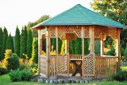 Фото 26 Решетки для беседки: особенности конструкций и 75 вдохновляющих идей для вашего сада