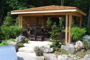 Фото 29 Решетки для беседки: особенности конструкций и 75 вдохновляющих идей для вашего сада