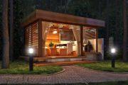Фото 31 Решетки для беседки: особенности конструкций и 75 вдохновляющих идей для вашего сада