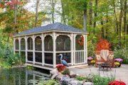 Фото 33 Решетки для беседки: особенности конструкций и 75 вдохновляющих идей для вашего сада