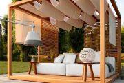 Фото 34 Решетки для беседки: особенности конструкций и 75 вдохновляющих идей для вашего сада