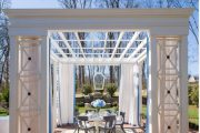 Фото 39 Решетки для беседки: особенности конструкций и 75 вдохновляющих идей для вашего сада