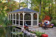 Фото 44 Решетки для беседки: особенности конструкций и 75 вдохновляющих идей для вашего сада