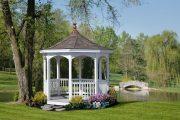 Фото 49 Решетки для беседки: особенности конструкций и 75 вдохновляющих идей для вашего сада