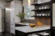 Фото 9 Стол из искусственного камня на кухню: воплощение доступного аристократизма и 70 элегантных вариантов