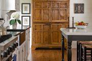 Фото 29 Стол из искусственного камня на кухню: воплощение доступного аристократизма и 70 элегантных вариантов