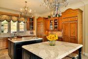 Фото 35 Стол из искусственного камня на кухню: воплощение доступного аристократизма и 70 элегантных вариантов