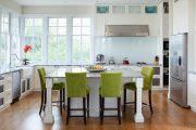 Фото 37 Стол из искусственного камня на кухню: воплощение доступного аристократизма и 70 элегантных вариантов