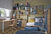Фото 42 Регулируемый по высоте стул для школьника: комфорт превыше всего и 80+ лучших моделей
