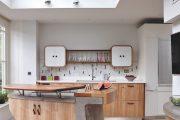 Фото 30 Сушилка для посуды в шкаф: советы по выбору и 70 практичных вариантов для современного интерьера