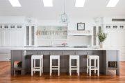 Фото 7 Сушилка для посуды в шкаф: советы по выбору и 70 практичных вариантов для современного интерьера