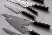 Фото 22 Японские ножи для кухни: эталонное мастерство нарезки и обзор лучших моделей от Kasumi и до Tojiro