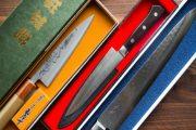 Фото 29 Японские ножи для кухни: эталонное мастерство нарезки и обзор лучших моделей от Kasumi и до Tojiro