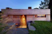 Фото 18 Проекты бань из клееного бруса: 70+ комфортных вариантов для загородного коттеджа
