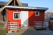 Фото 25 Проекты бань из клееного бруса: 70+ комфортных вариантов для загородного коттеджа