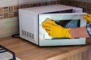 Фото 42 Как быстро помыть микроволновку внутри: полезные лайфхаки для бескомпромиссной чистоты