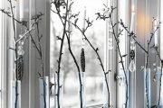 Фото 1 Как украсить офис к Новому году: 80 простых и элегантных вариантов