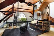 Фото 5 Дом с мезонином: отличия от мансарды и обзор комфортных вариантов планировки